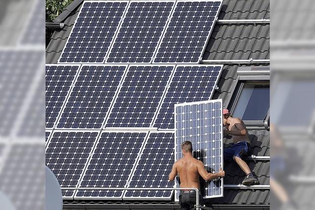 Energiewende: Menschen am Oberrhein wollen mehr Unterstützung