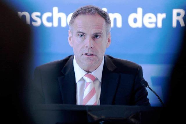Volksbank Lahr trennt sich vom Vorstandsvorsitzenden Reinhard Krumm