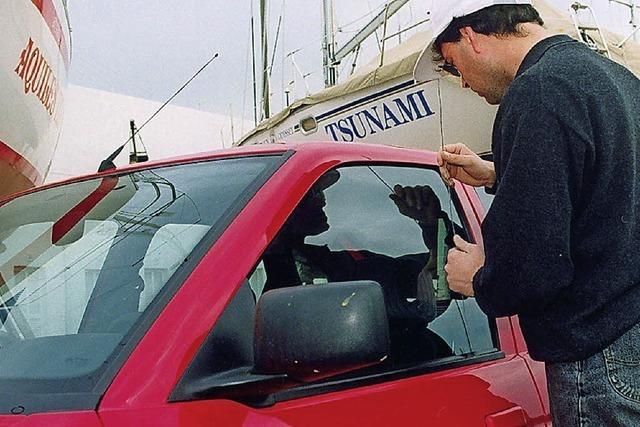 Kampf dem Autoklau