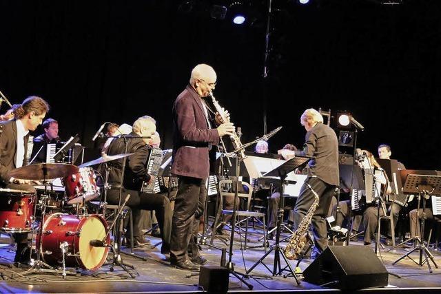 Jazzfestival Freiburg: Wie eine Big Band