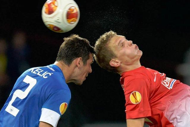 2:2 gegen Liberec – SC Freiburg verspielt Zwei-Tore-Führung