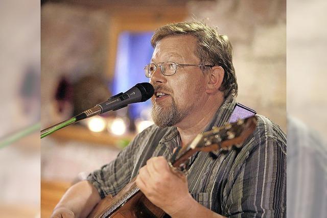Live im Brauhaus: Martin Lampeitl
