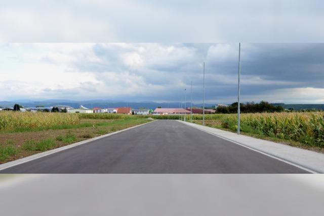 Industriegebiet unter Dach und Fach