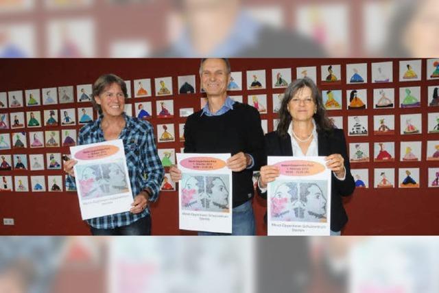 Schulzentrum ehrt Namensgeberin Meret Oppenheim mit einem großen Fest