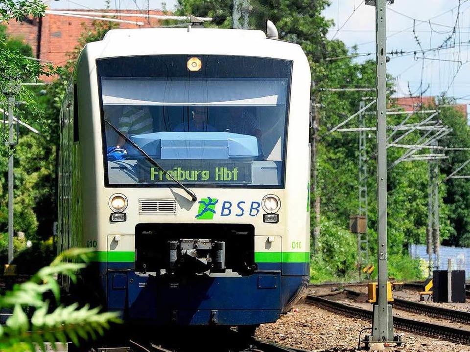 Vor ungewisser Zukunft: die Ausbaupläne fürs S-Bahn-Netz  | Foto: Schneider