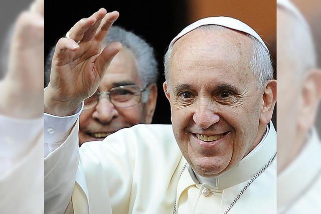 Papst Franziskus gibt Einblicke, wie er die katholische Kirche führen will