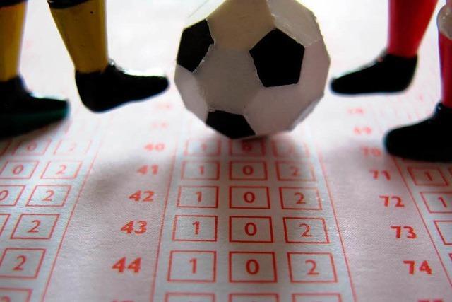 Sportwetten: Lotto-Gesellschaft ist verärgert