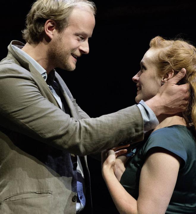 Wie nett: Trigorin (Gabor Biedermann) ...ow-Produktion am Basler Schauspielhaus  | Foto: Judith Schlosser