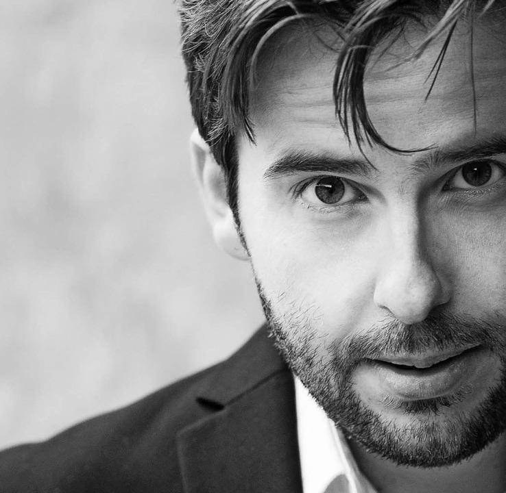 Tenor Daniel Johannssen  | Foto: Anette Friedel