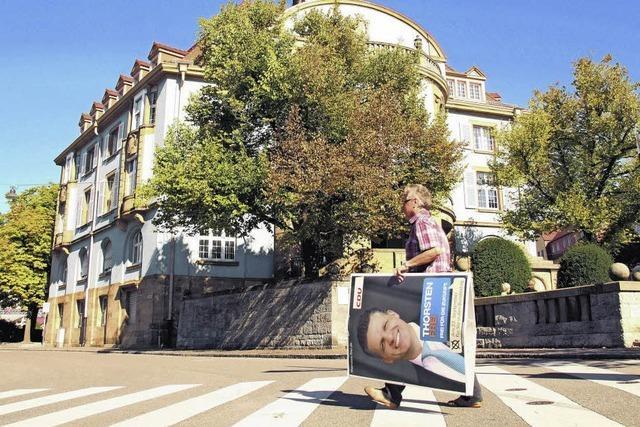 Frei geht nach Berlin - Donaueschingen braucht neuen Rathauschef