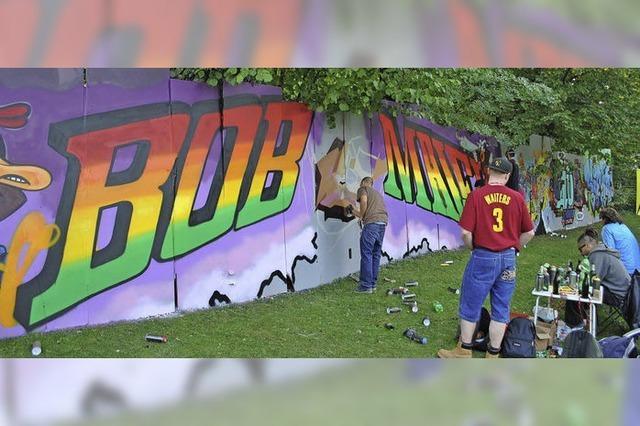 Gesamtkunstwerk im Bürgerpark
