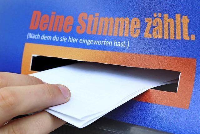 Jugendwahl: Das Schiller-Gymnasium wählt mehrheitlich grün