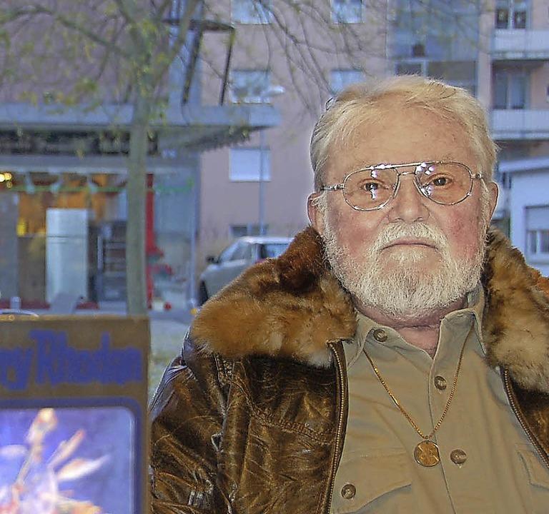 Perry Rhodan war sein Leben: H.G. Ewers im Jahr 2007  | Foto: Steineck