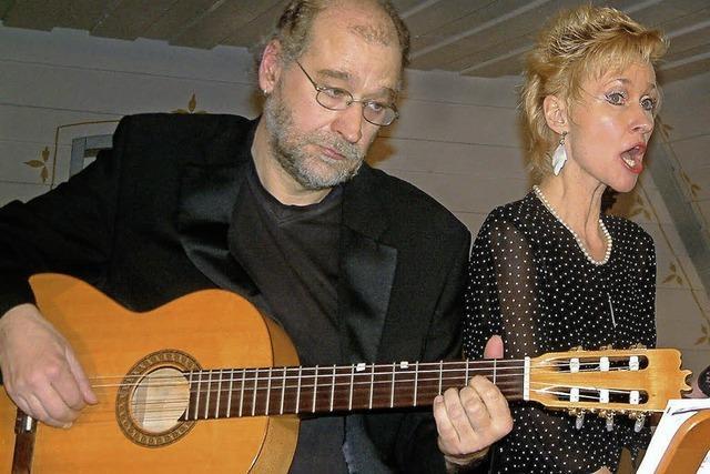 Jiddischer Liederabend