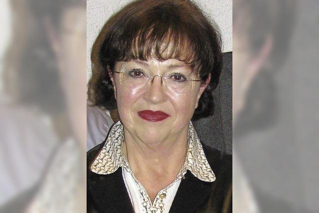 Hiltrud Wilms gibt Ratssitz ab
