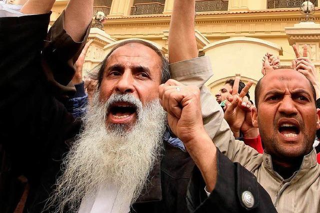 Ägyptische Justiz verbietet Muslimbruderschaft