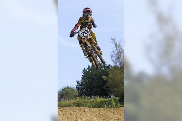 Jugend-Motocross des MSC Schopfheim - Nachwuchspiloten zeigen ihr Talent