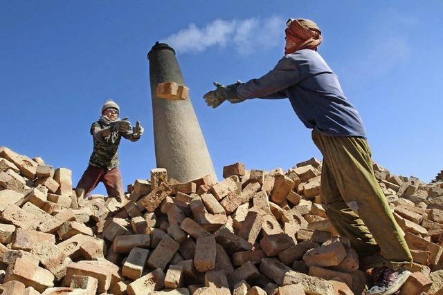 Kinderarbeit geht zurück