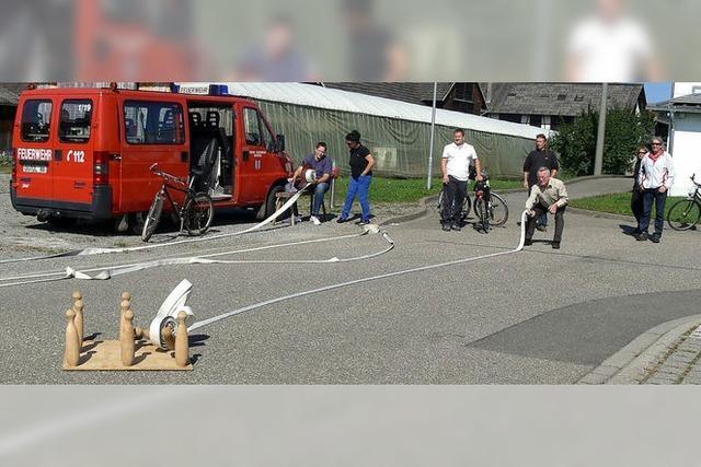 Der Turnverein Ichenheim stellt die meisten Radler