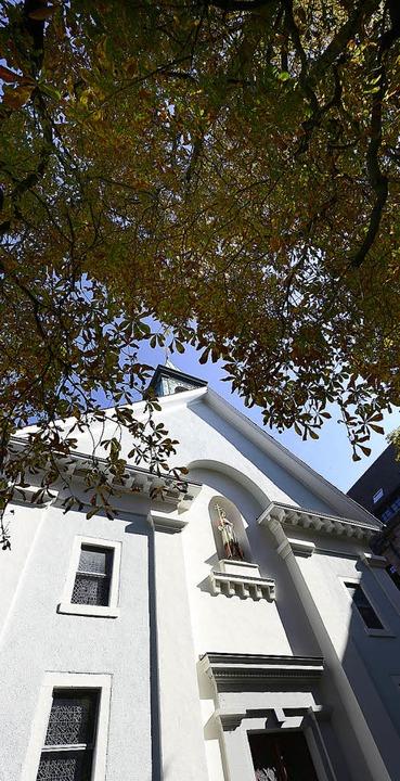 Die Konviktskirche als Treffpunkt.    | Foto: schneider