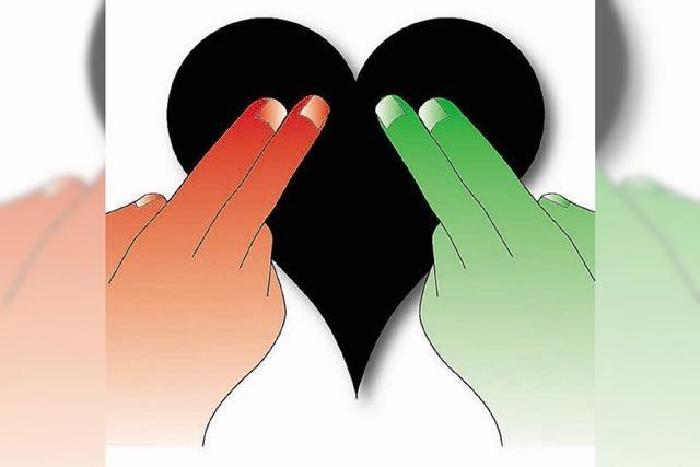 HAND AUFS HERZ: Hand aufs Herz, CDU: Rot oder Grün?