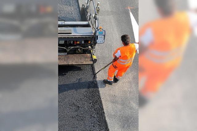 Mit Sanierung der Straßen unzufrieden