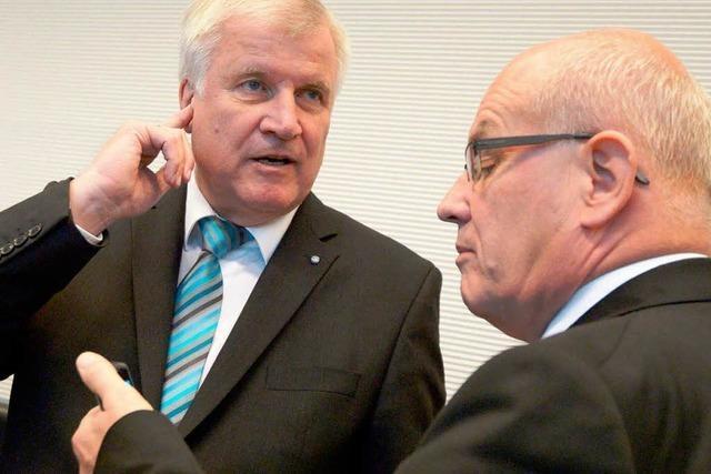 Horst Seehofer bevorzugt eine Große Koalition