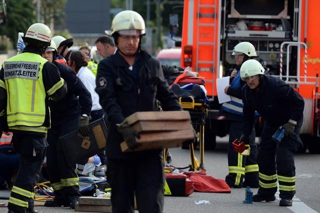 Beim Tram-Unfall auf der Linie 3 verletzte Frau ist gestorben