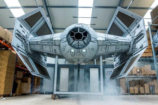 Fans bauen Raumschiff nach