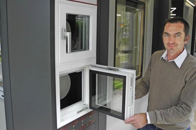 Schalldichte Fenster und sichere Türen