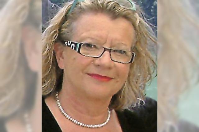 Nun lässt Renata Vogt die Grenzen fließen