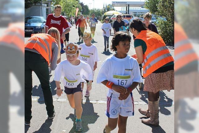Ein Marathon für die Lebenshilfe