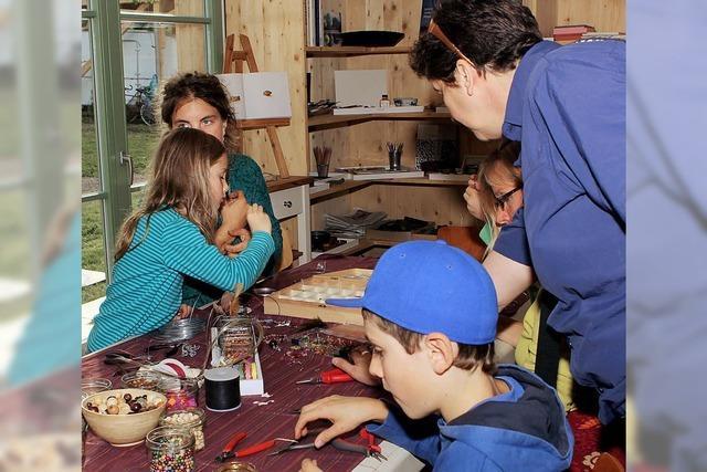 Kinder bestimmen den Rhythmus