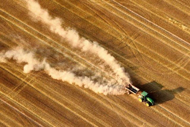 Agrarreform: Die großen Bauern gewinnen