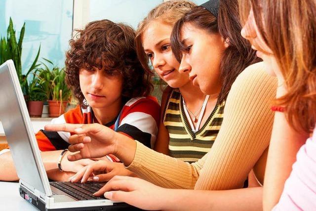 EU will Internet und Computer für alle Klassenräume