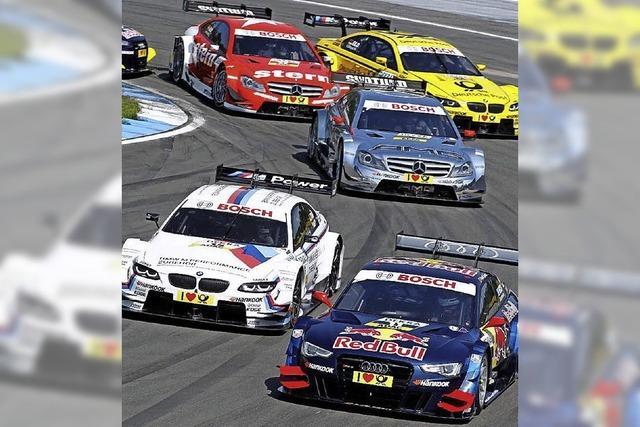 Tickets fürs DTM-Finale zu gewinnen