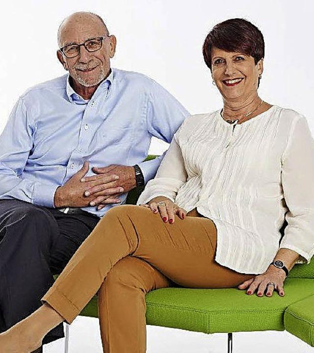 Firmengründer Regula und Werner Schölly.  | Foto: Schölly