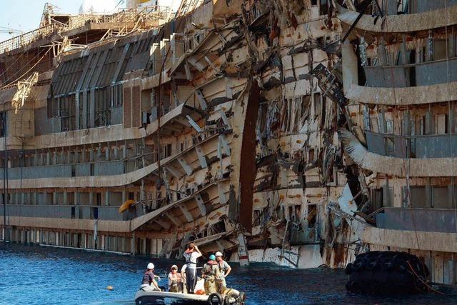 Leichen im Wrack der Costa Concordia gefunden