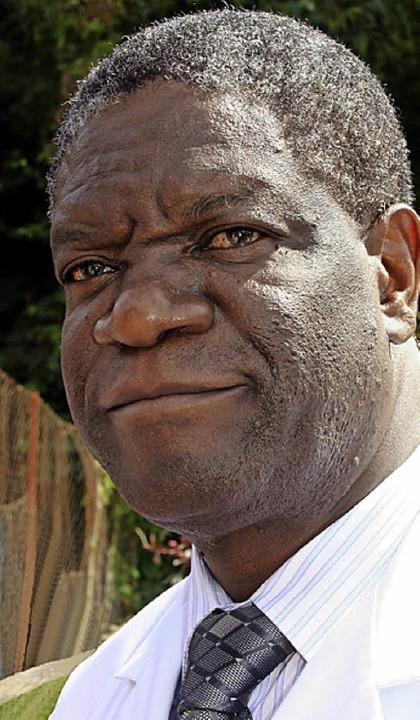 Mukwege    Foto: AFP