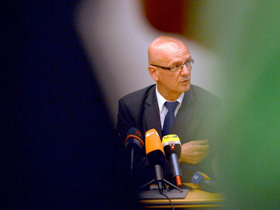 Siegfried Kauder ist aus der CDU ausgetreten.  | Foto: dpa