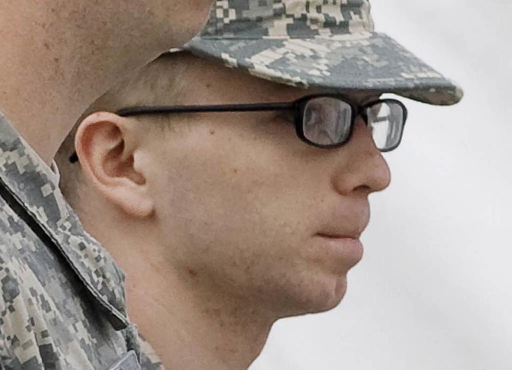 Geheimnisverräter  Manning  | Foto: AFP