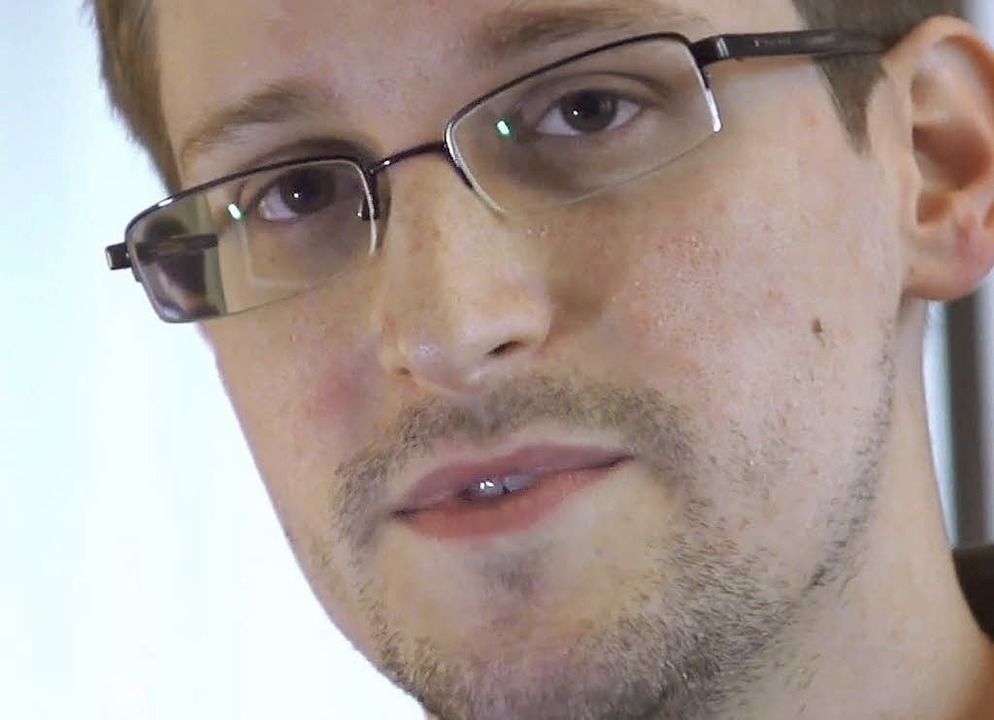Geheimnisverräter Snowden  | Foto: dpa