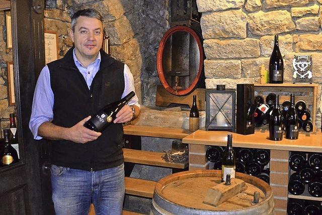 Weinerzeuger aus Leidenschaft