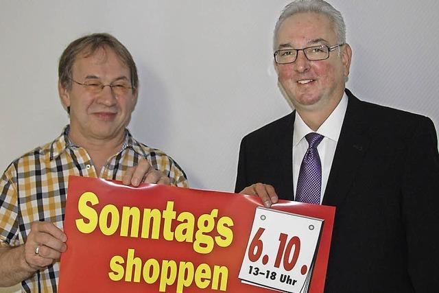 Verkaufsoffener Sonntag – Hauptstraße bis zur Turmstraße gesperrt