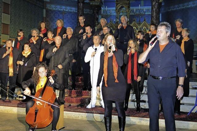 Ein Konzert mit Tiefgang und vielen überraschenden Elementen