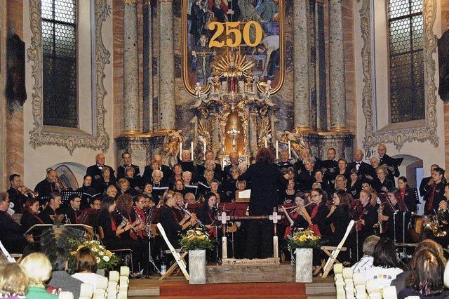Beliebte Klassiker der Kirchenmusik