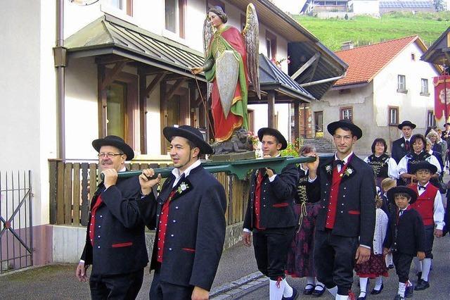 Zu Ehren von St. Michael
