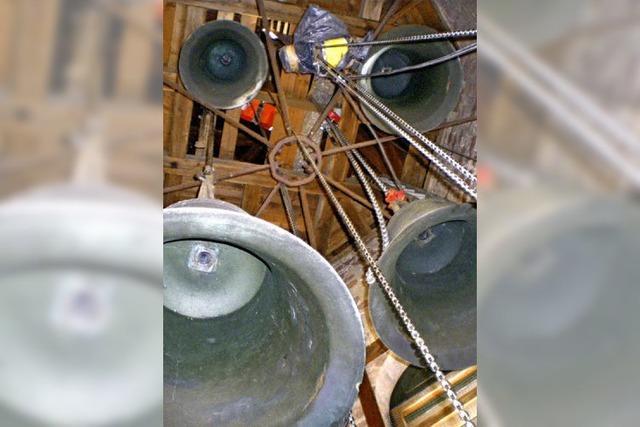 Glocken läuten zu Erntedank wieder