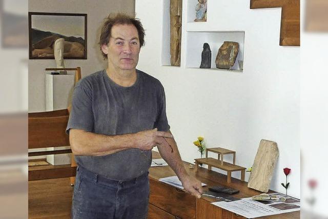 Handwerk und Kunst in Holz und Stein