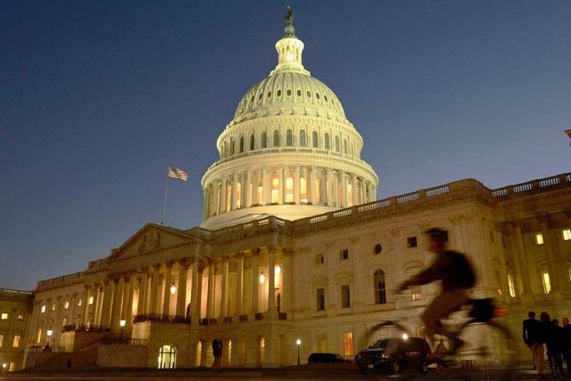 Blockade in den USA: Verwaltung steht still